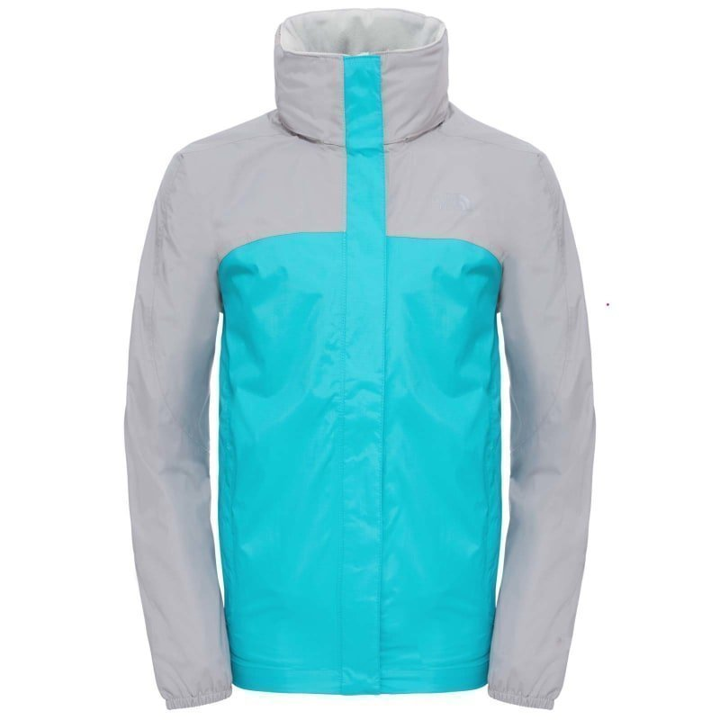 The North Face Girl's Resolve Reflective Jacket XS Bluebird