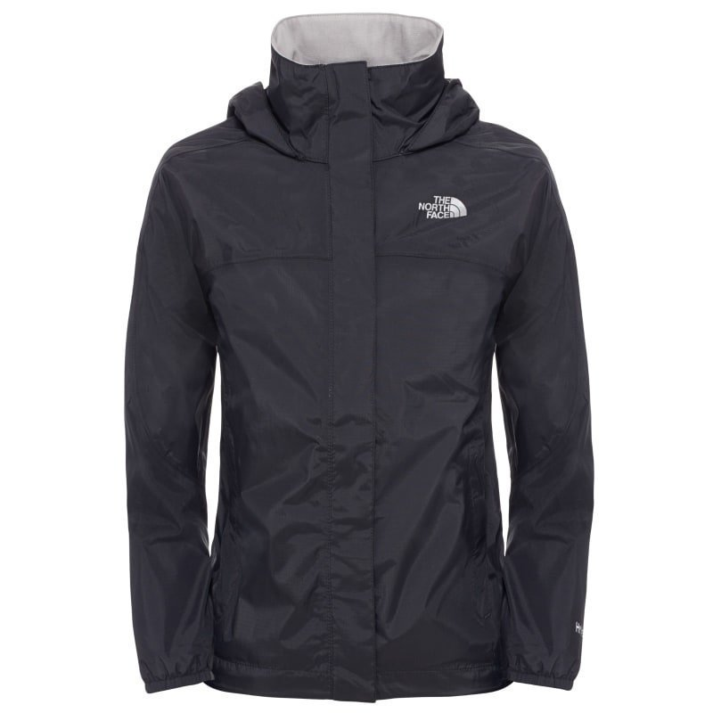 The North Face Girl's Resolve Reflective Jacket XS TNF Black