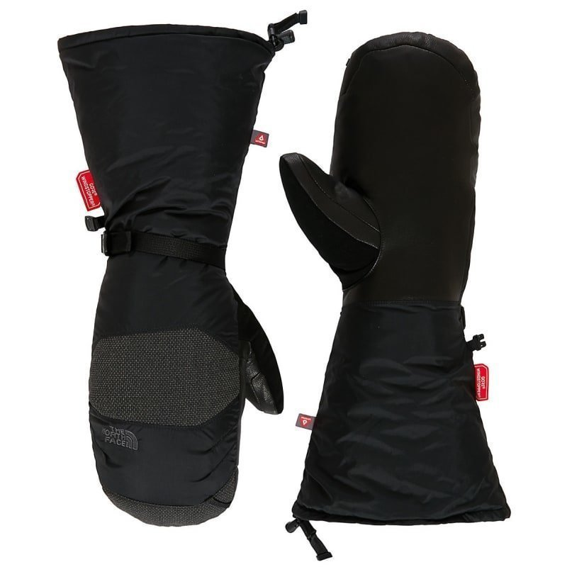 The North Face Himalayan Mitt S TNF Black