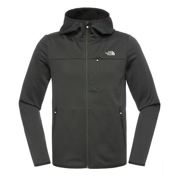 The North Face Lixus miesten fleecetakki musta