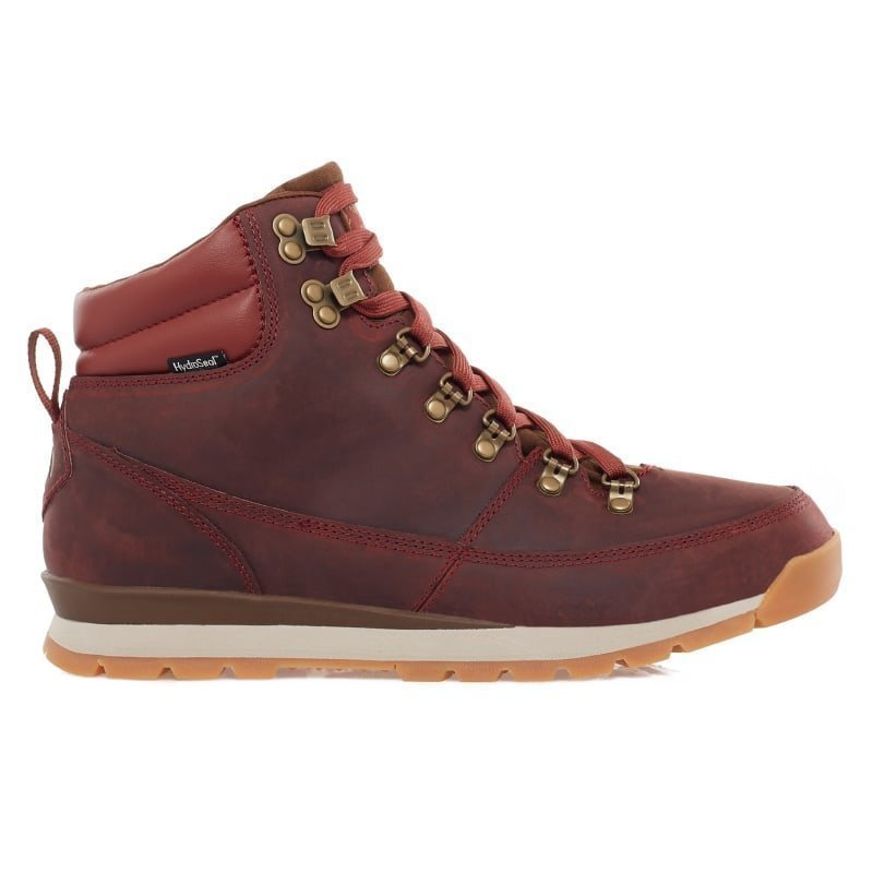 The North Face M Back-To-Berkeley Redux Leather US10 / EU43 Bkhsrd/Dstplmbn