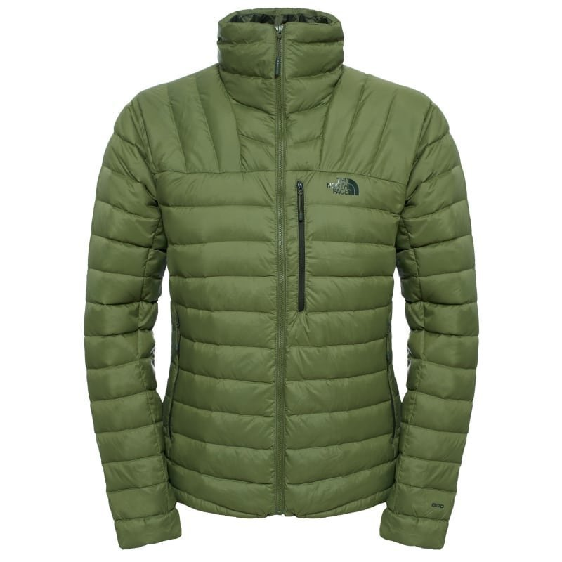 The North Face Men´s Morph Jacket S Terrarium Green