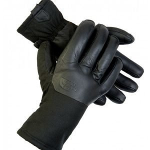 The North Face Men Denali Leather Glove käsineet musta
