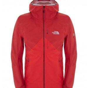 The North Face Men Fuse Uno Jacket pieneen tilaan pakattava talvitakki Salsa Red