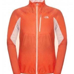 The North Face Men GTD Jacket pieneen tilaan pakattava talvitakki Valencia Orange