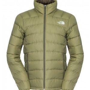 The North Face Men La Paz Jacket pieneen tilaan pakattava talvitakki Burnt Olive