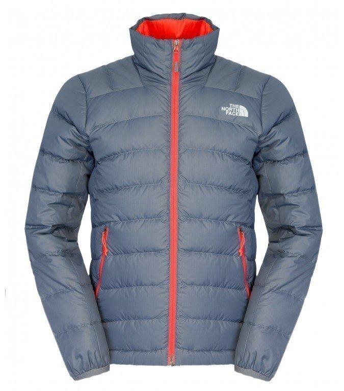 The North Face Men La Paz Jacket pieneen tilaan pakattava talvitakki Vanadis Grey