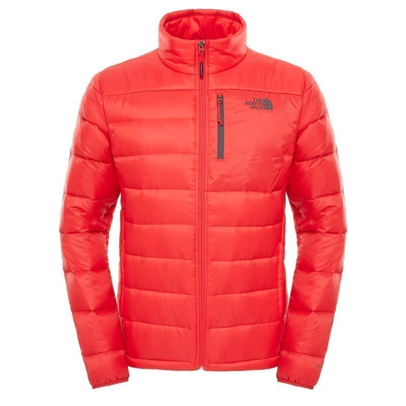 The North Face Men's Aconcagua Jacket S TNF Red