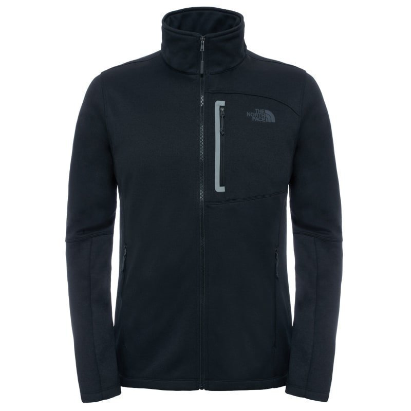 The North Face Men's Canyonlands Full Zip S TNF Black