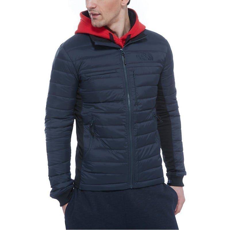 The North Face Men's Denali Crimpt Jacket XL Urban Navy