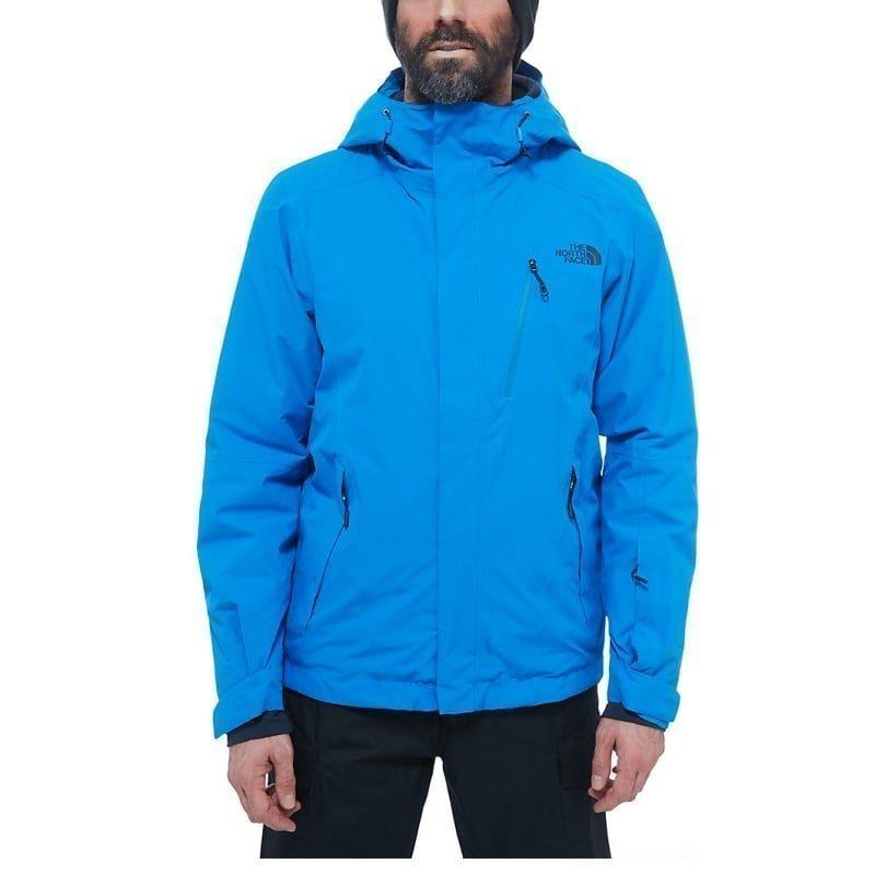 The North Face Men's Descendit Jacket L Bomber Blue