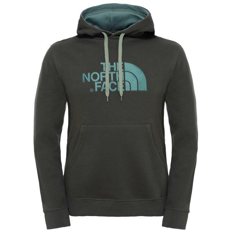 The North Face Men's Drew Peak Pullover Hoodie M Rosin Green