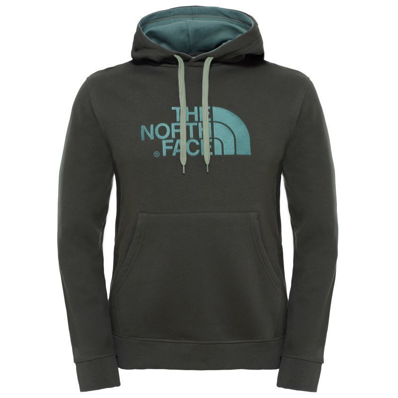 The North Face Men's Drew Peak Pullover Hoodie S Rosin Green