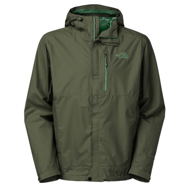 The North Face Men's Dryzzle Jacket M Rosin Green