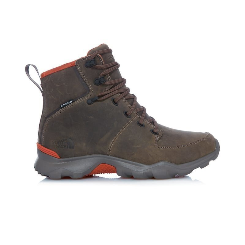 The North Face Men's Thermoball Versa US 10/EU 43 Weimaraner Brown/Bombay Orange
