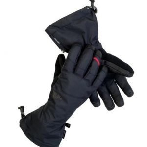 The North Face Mountain Guide Glove käsineet musta