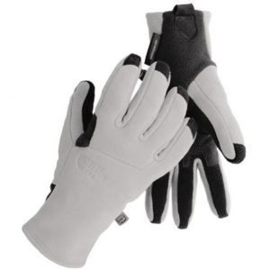 The North Face Pamir Windstopper Etip Gloves käsineet harmaa