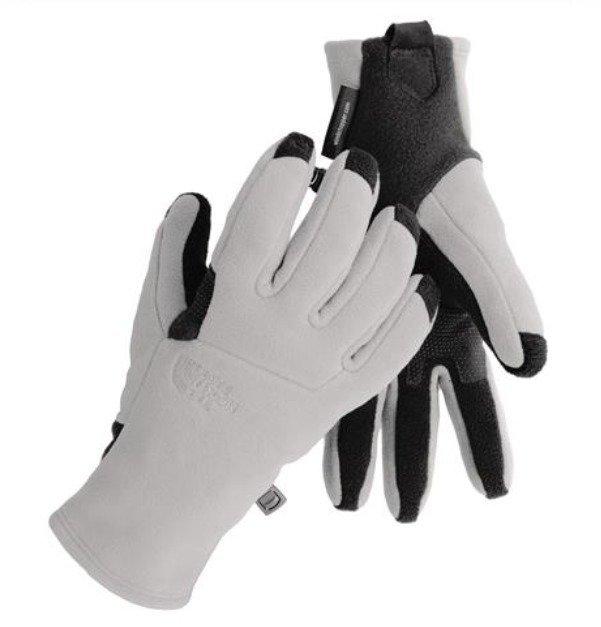 The North Face Pamir Windstopper Etip Gloves käsineet harmaa