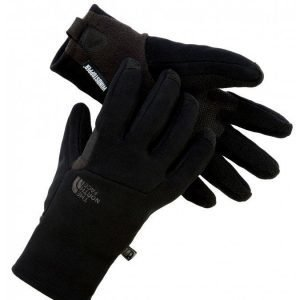 The North Face Pamir Windstopper Etip Gloves käsineet musta