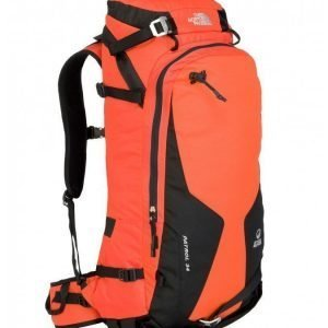 The North Face Patrol 34L Ski reppu Oranssi