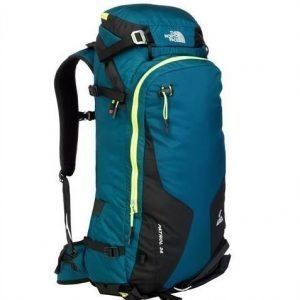 The North Face Patrol 34L Ski reppu sininen/vihreä