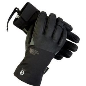 The North Face Patrol Gloves käsineet musta