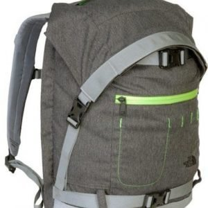 The North Face Pickford rolltop backpack High Rise Grey