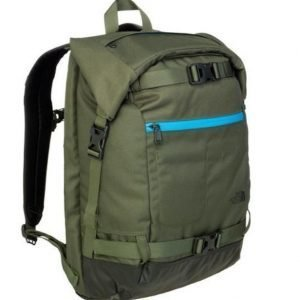 The North Face Pickford rolltop backpack Military Green
