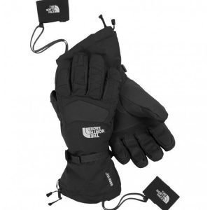 The North Face Powdercloud Gloves käsineet musta