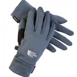 The North Face Powerstretch Gloves käsineet harmaa