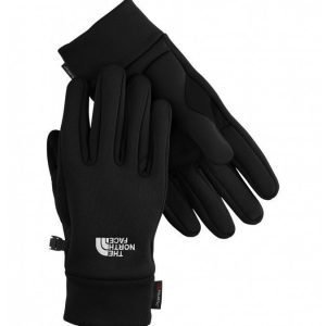 The North Face Powerstretch Gloves käsineet musta