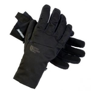 The North Face Quatro Windstopper Etip Gloves käsineet musta