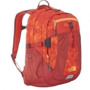 The North Face Recon Backpack reppu Punainen