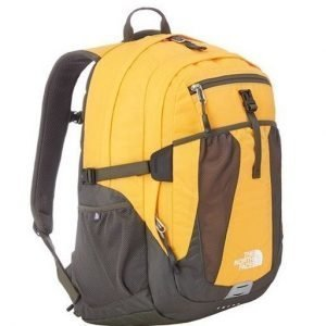 The North Face Recon Backpack reppu keltainen