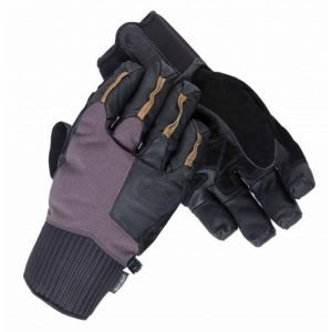The North Face Saiku Glove käsineet musta