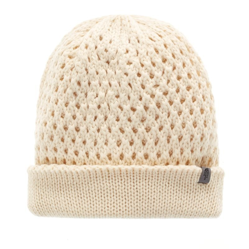The North Face Shinsky Beanie OS Vintage White