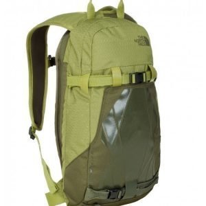 The North Face Slackpack 16 reppu vihreä