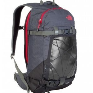 The North Face Slackpack 20 reppu musta/punainen