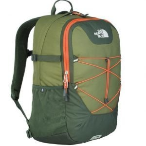 The North Face Slingshot Backpack Vihreä/Oranssi