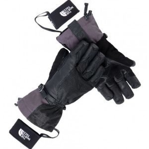 The North Face Steep Saiku Glove käsineet musta