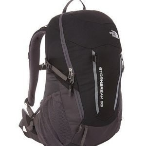 The North Face Stormbreak 38L reppu musta