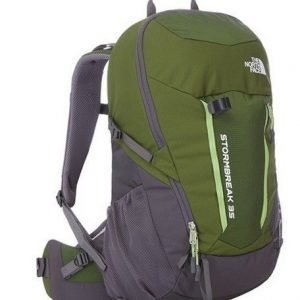 The North Face Stormbreak 38L reppu vihreä