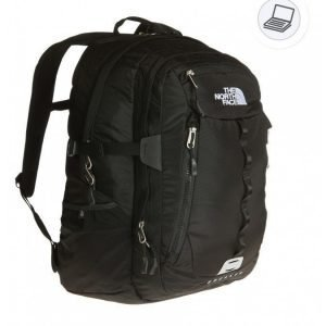 The North Face Surge BackPack Musta