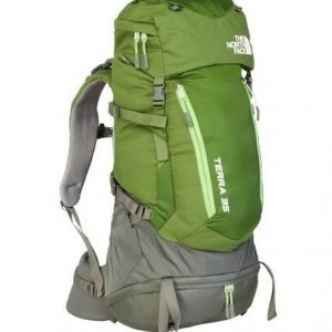 The North Face Terra 38L rinkka vihreä/khaki