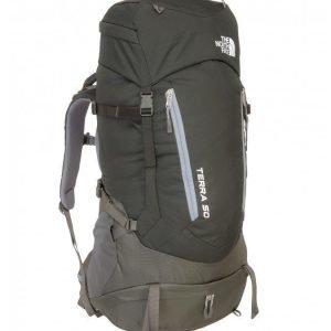 The North Face Terra vaellusreppu 50L musta