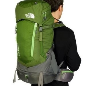 The North Face Terra vaellusreppu 50L vihreä