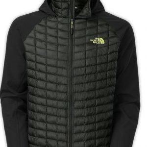 The North Face Thermoball jacket pieneen tilaan pakattava takki Harmaa