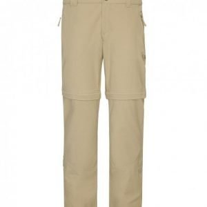 The North Face Trekker Convertible II Pants Women Beige 10