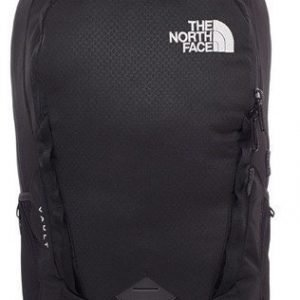 The North Face Vault 28L reppu musta