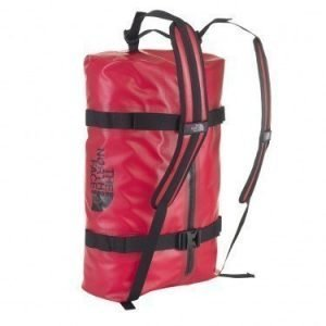 The North Face Waterproof 40 Litre Duffel Punainen